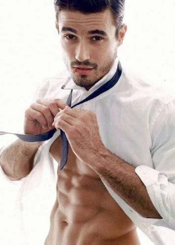 体格健壮,肌肉明显,那些帅气的外国,欧美肌肉男图片