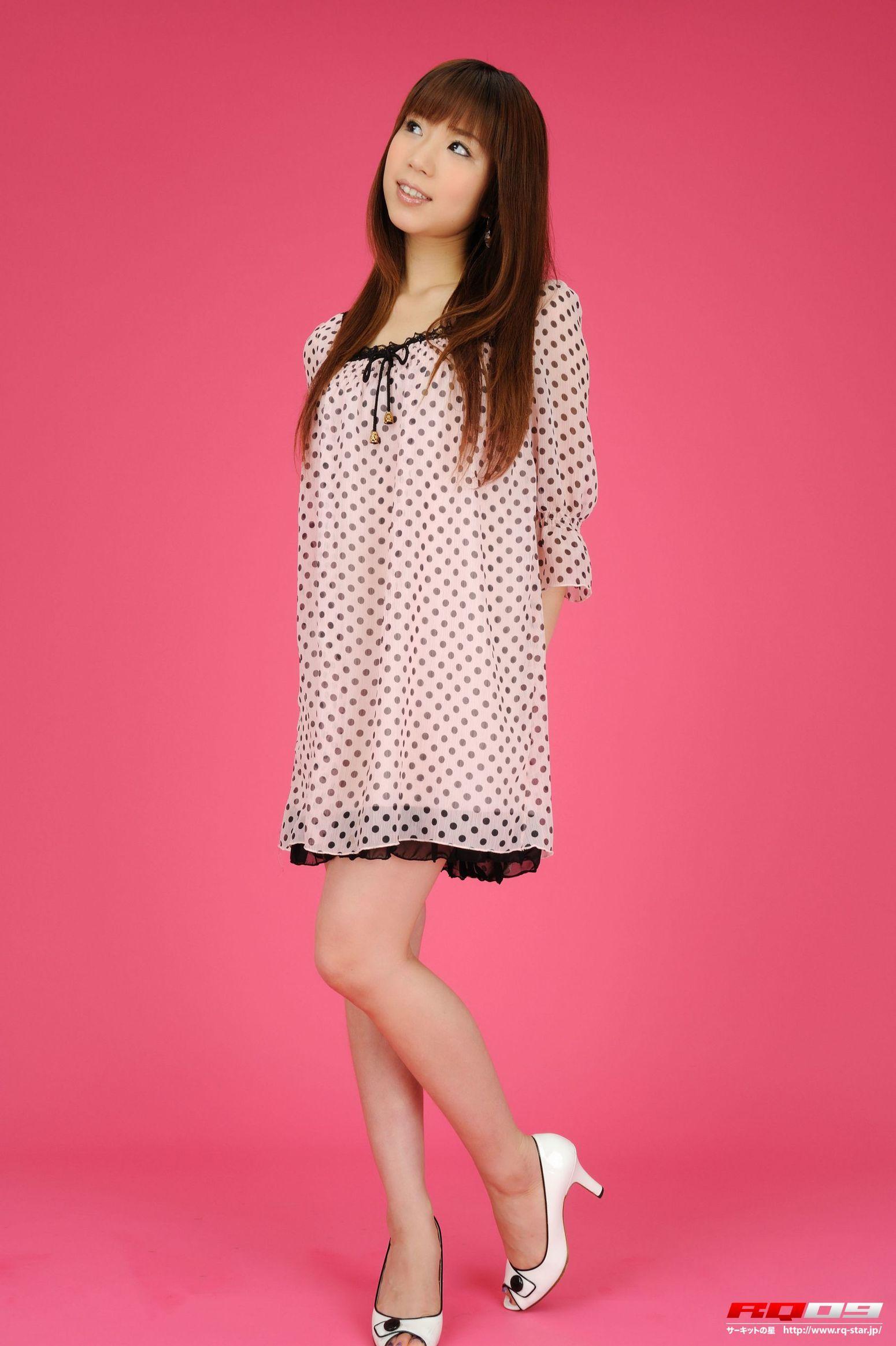 [RQ-STAR] NO.00159 Yuko Momokawa 桃川祐子 Private Dress 写真集 - Beautiful Leg