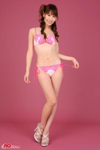 [RQ-STAR] NO.00108 山本里奈 Swim Suits – Pink 泳装写真集
