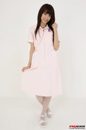 [RQ-STAR] NO.00148 林杏菜 Nurse Costume 护士服系列写真集