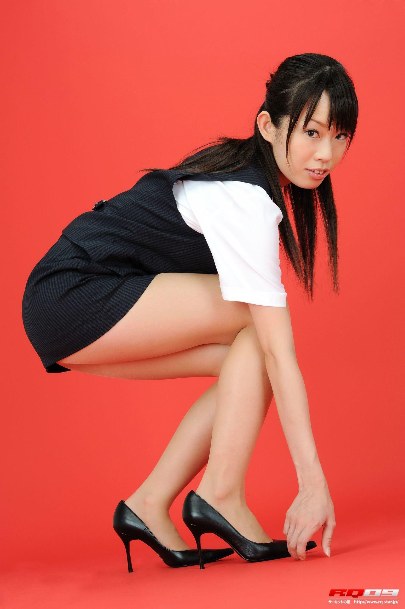 [RQ-STAR] NO.00193 Miyuki Koizumi 小泉みゆき Office Lady 写真集(99) -美女