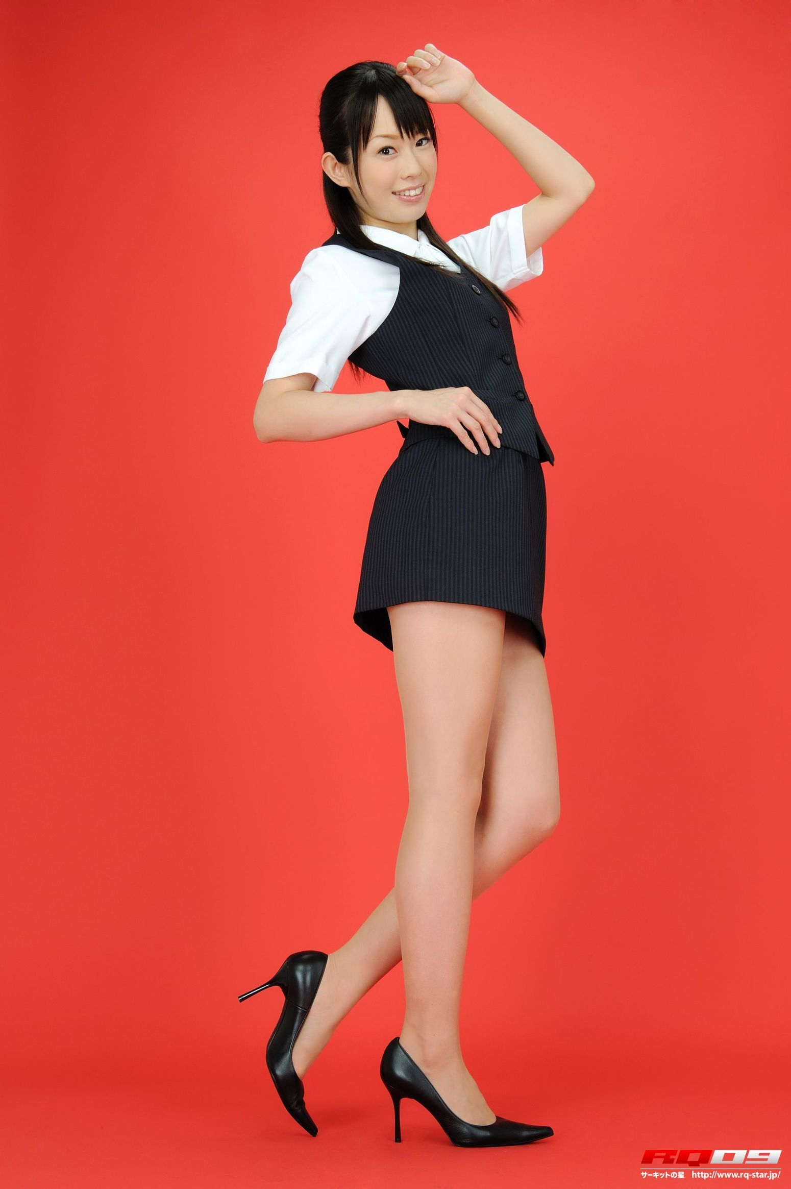 [RQ-STAR] NO.00193 Miyuki Koizumi 小泉みゆき Office Lady 写真集(9) -美女