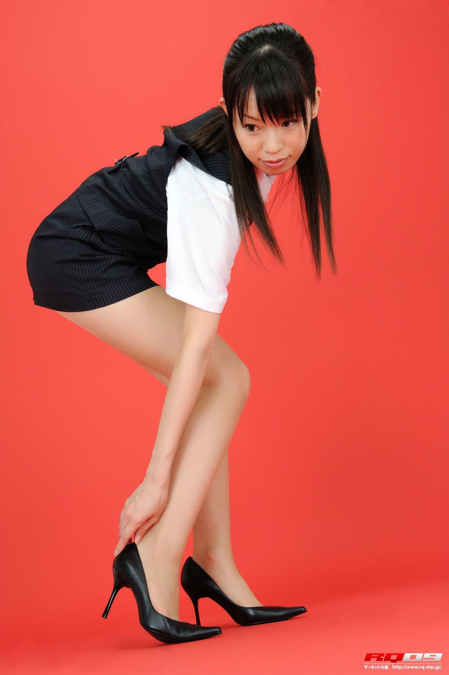 [RQ-STAR] NO.00193 Miyuki Koizumi 小泉みゆき Office Lady 写真集(87) -美女