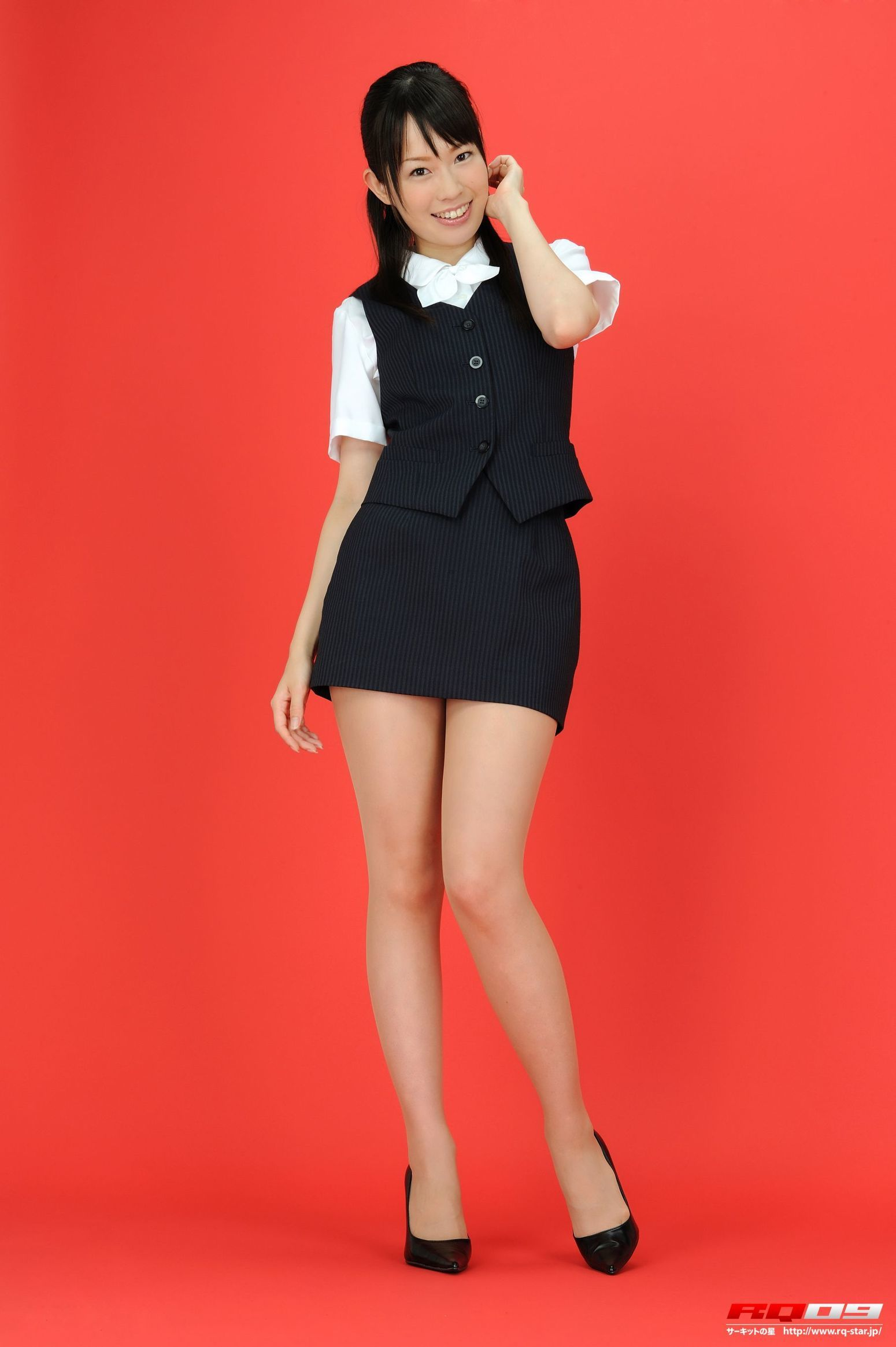 [RQ-STAR] NO.00193 Miyuki Koizumi 小泉みゆき Office Lady 写真集(50) -美女
