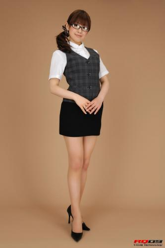 [RQ-STAR] NO.00179 Chika Tohno 遠野千夏 Office Lady 职业装写真集