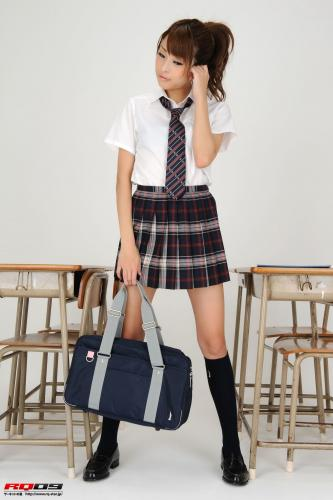 [RQ-STAR] NO.00184 黑泽美怜 Student Style 写真集