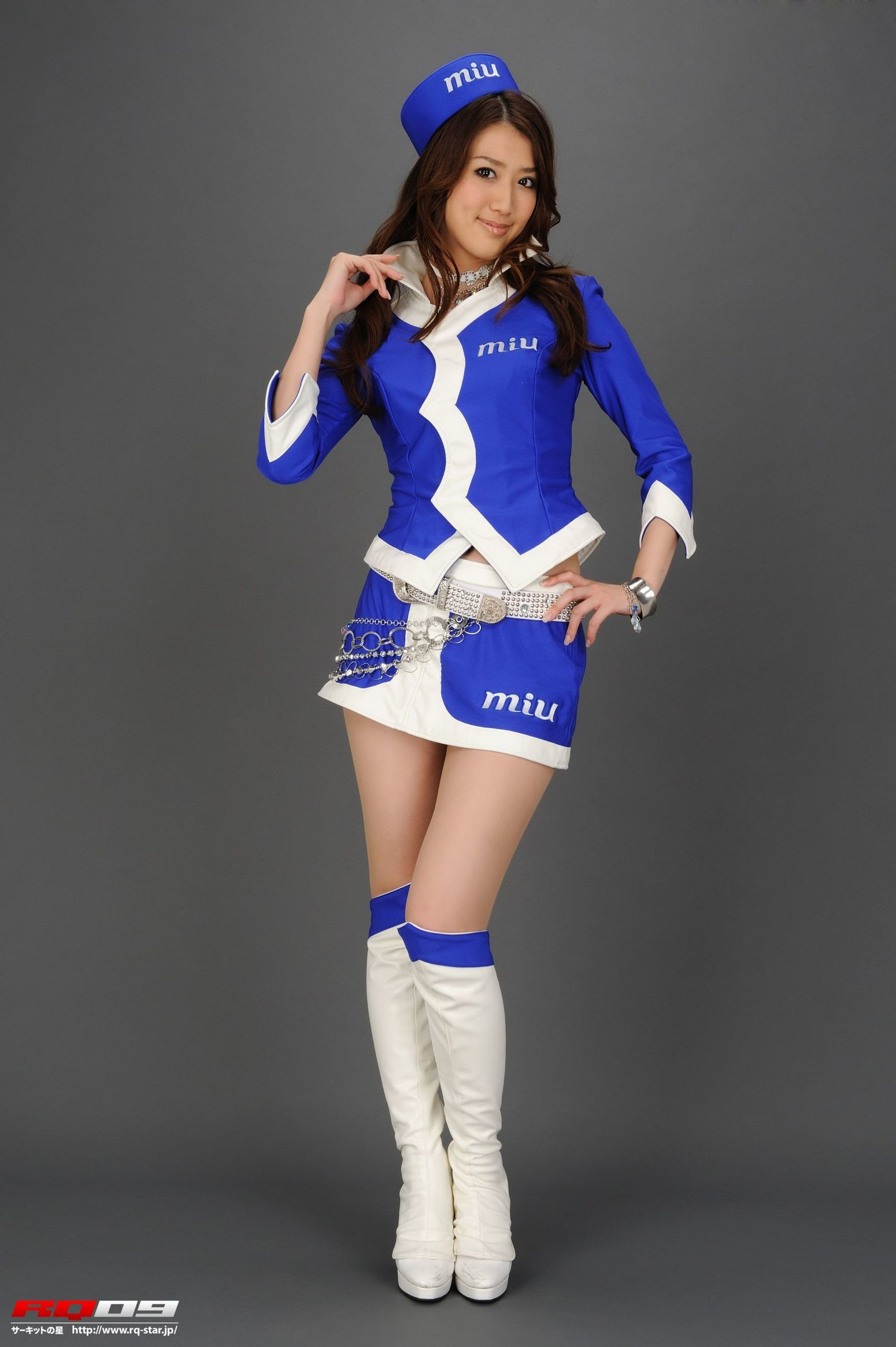 [RQ-STAR] NO.00234 Yuuka Sugisawa 杉泽友香 Race Queen 写真集2