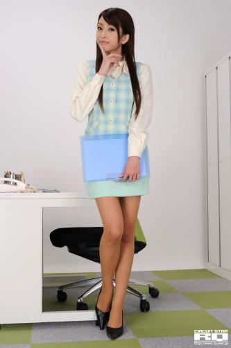 [RQ-STAR] NO.00293 黒沢美憐 Office Lady办公室女郎 写真集
