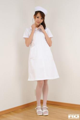 [RQ-STAR] NO.00427 Saki Ueda 植田早紀 Nurse Costume 护士服系列
