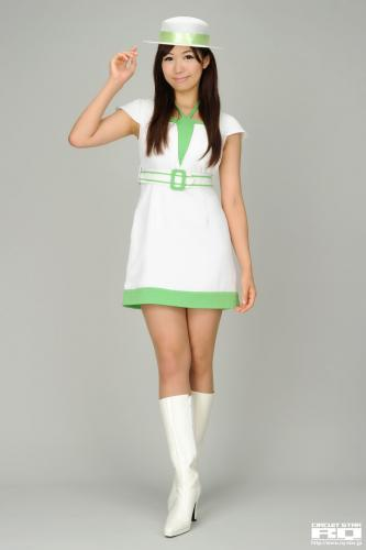 [RQ-STAR] NO.00391 穂川果音 Original Costume 赛车女郎系列写真集