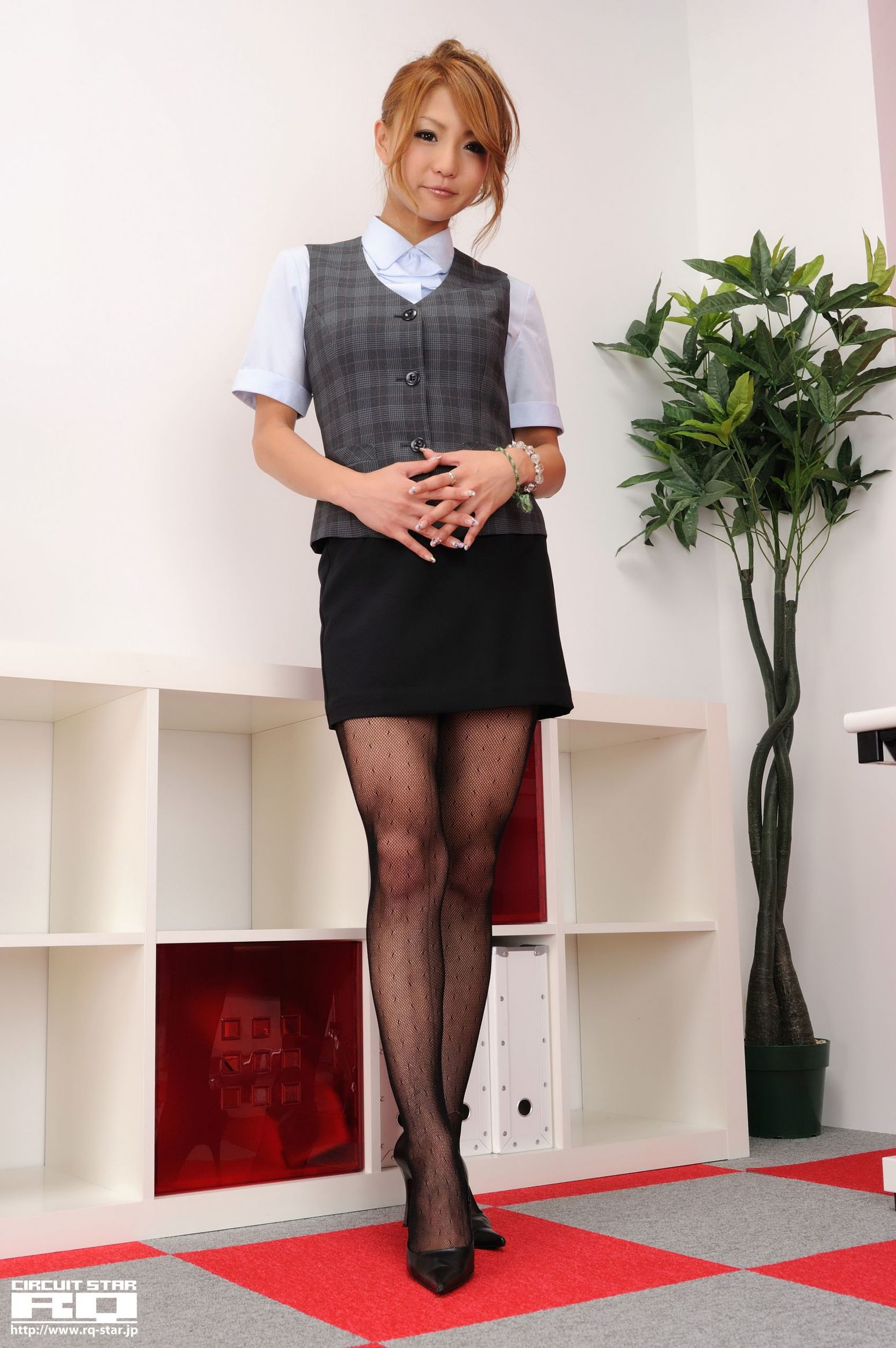 [RQ-STAR] NO.00404 佐藤陽南 Office Lady办公室女郎系列1