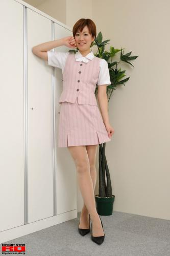 [RQ-STAR] NO.00492 堀ちか Office Lady 办公室女郎 写真集
