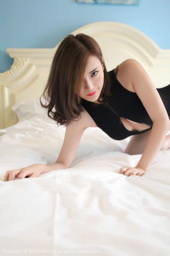 小祸祸管珂 - 连体露胸系列 [UXING优星馆] Vol.031 写真集