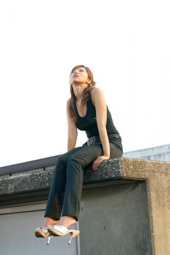 [For-side] Kaori Morishima 森嶋かおり 写真集