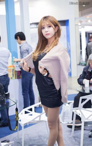 韩国Show GIRL许允美 허윤미《首尔自动化世界展览会》图片合辑