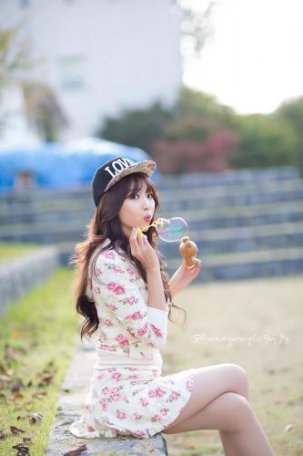 韩国美女李恩慧《超可爱写真图片》超高清大合集版