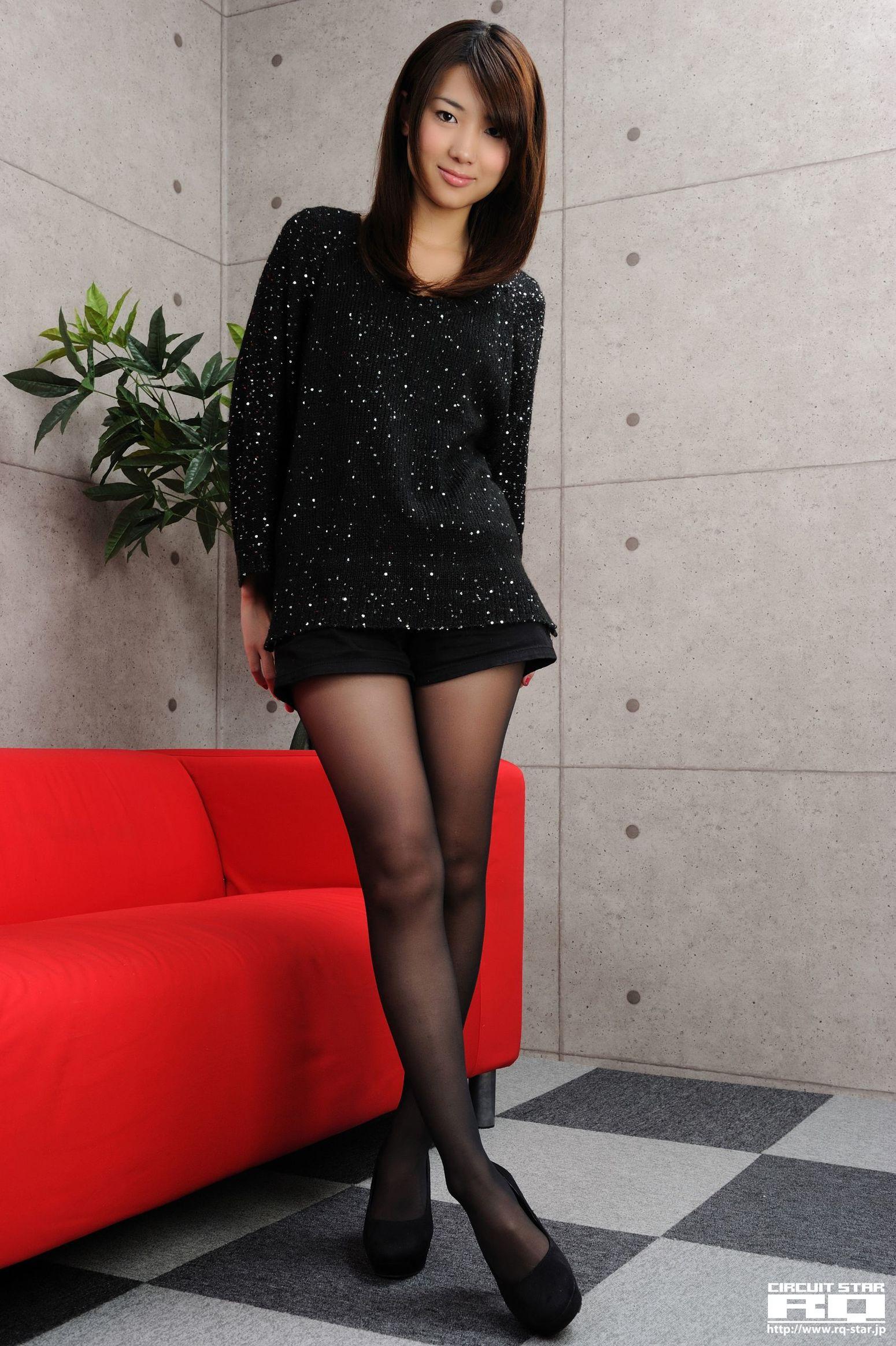 [RQ-STAR] NO.00577 Naoho Ichihashi 市橋直歩 Private Dress 写真集1