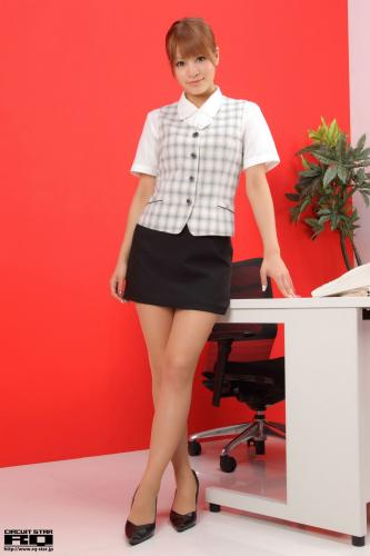 [RQ-STAR] NO.00589 Megumi Haruna 春菜めぐみ Office Lady 写真集