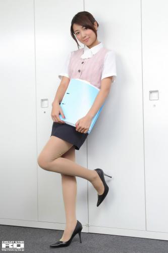 [RQ-STAR] NO.00583 Naoho Ichihashi 市橋直歩 Office Lady 写真集