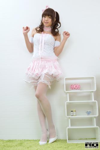 [RQ-STAR] NO.00736 日暮なつき Costume Play 蕾丝美少女系列 写真集