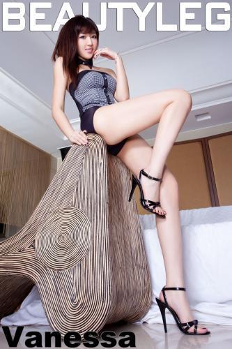 [Beautyleg] NO.625 腿模Vanessa/任育萱 美腿写真集