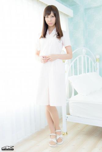 [4K-STAR] NO.00337 Natsu Sakurai 桜井奈津 Nurse Costume 写真集