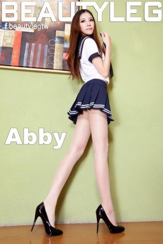 [Beautyleg] NO.811 Abby 美腿写真集