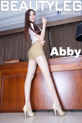 [Beautyleg] NO.946 Abby 美腿写真集
