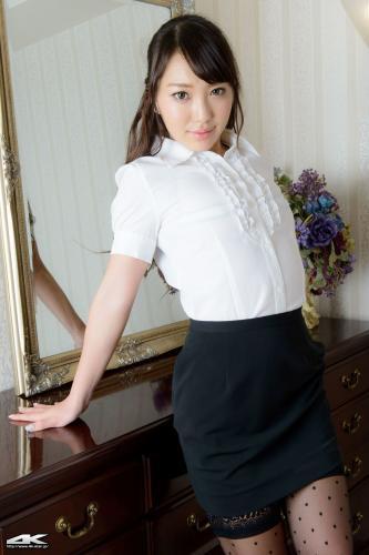 [4K-STAR] NO.00343 坂井伊織 Office Lady 黑丝OL诱惑 写真集