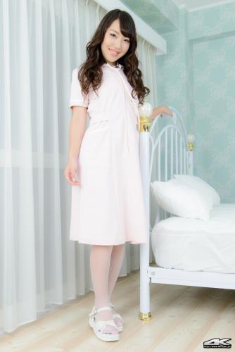 [4K-STAR] NO.00342 坂井伊織 Nurse Costume 美女医生诱惑 写真集
