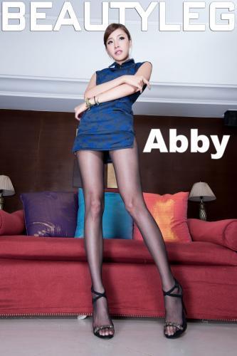[Beautyleg] NO.1050 Abby 丝袜美腿写真集