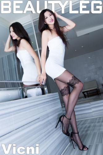 [Beautyleg] NO.1061 简晓育/腿模Vicni 美腿写真集
