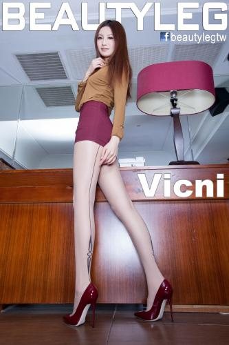[Beautyleg] NO.999 Vicni 美腿写真集