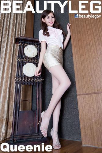 [Beautyleg] NO.1154 腿模Queenie 美腿写真集