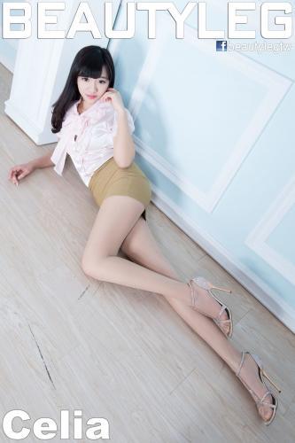 [Beautyleg] NO.1130 腿模Celia欣洁 美腿写真集