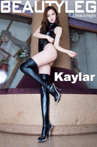 [Beautyleg] NO.1155 Kaylar 美腿写真集