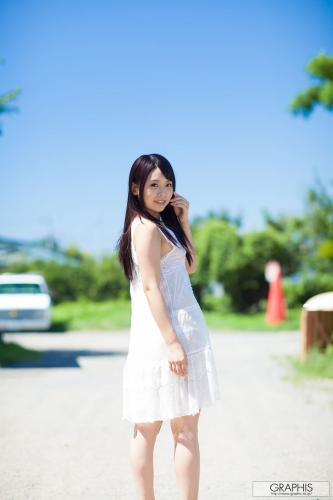 Maya Hashimoto 橋本麻耶 [Graphis] First Gravure 初脱ぎ娘 写真集