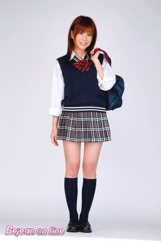 私立Bejean女学館 Satomi Shigemori 重盛さと美 [Bejean On Line] 写真集