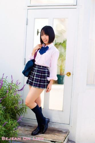 私立Bejean女学館 Tsugumi Uno 雲乃亜美 [Bejean On Line] 写真集