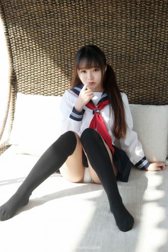 柳侑绮Sevenbaby《大理旅拍》水手服诱惑少女 [模范学院MFStar] Vol.002 写真集
