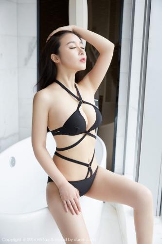 萱萱Cecilia《浴室泳装魅惑》 [蜜桃社MiiTao] Vol.012 写真集