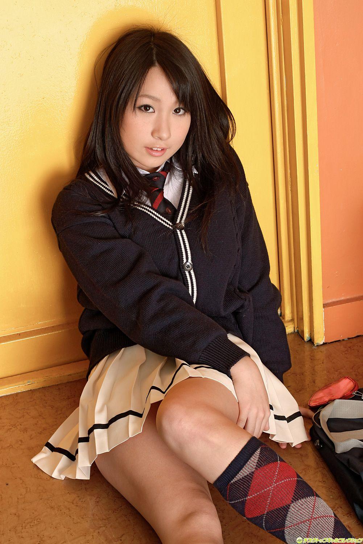 [DGC] NO.687 Rui Kiriyama 桐山瑠衣 制服美少女天国 写真集(44) -美女写真美女图片大全