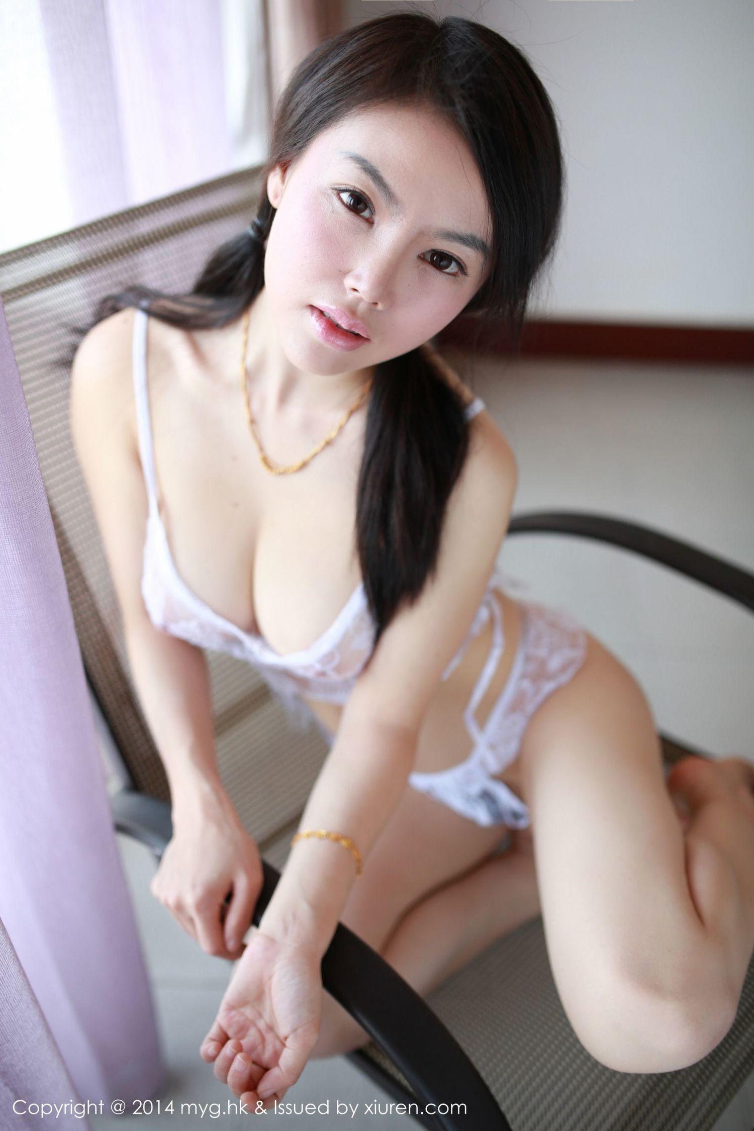 网红尤物@潘娇娇 [美媛馆MyGirl] Vol.031 写真集1