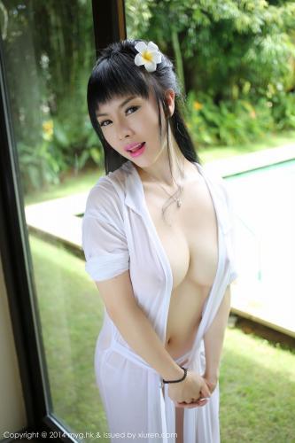 潘娇娇 《三亚旅拍》大胆唯美艺术 [美媛馆MyGirl] Vol.049 写真集