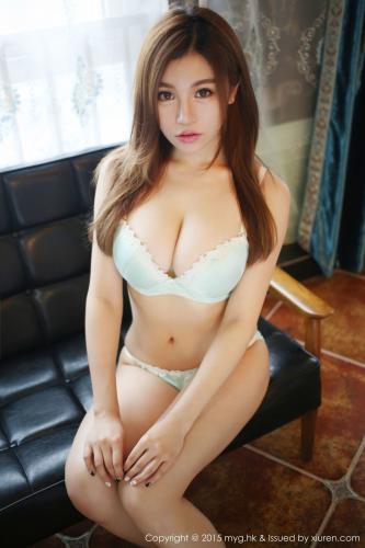 刘娅希《长沙写真》2套内衣 [美媛馆MyGirl] Vol.134 写真集
