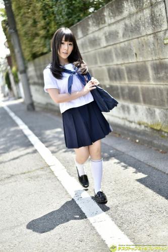 雨宮留菜《小柄な身長とはアンバランスなHカップ!!》写真集 [DGC] NO.1202