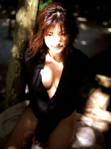 [NS Eyes] SF-No.131 Megumi Yasu 安めぐみ/安惠美 写真集