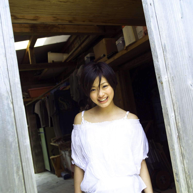 [NS Eyes] SF-No.240 Aya Ueto 上戸彩/上户彩 写真集1