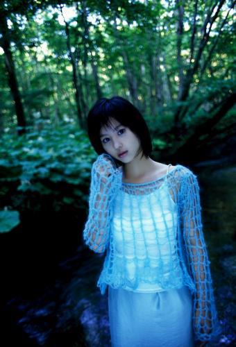 [NS Eyes] SF-No.287 堀北真希 Maki Horikita - UNDERAGE! 写真集