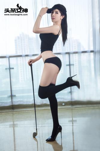 李丽莎《最美球媛》 [头条女神] 写真集